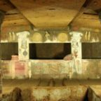 CERVETERI - Domenica apertura straordinaria della Tomba degli Scudi e della Tomba dei Leoni Dipinti