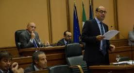Zingaretti e i 10 punti per una agenda comune