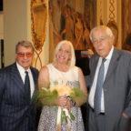 """Il Salotto d'Autore di Sara Iannone con """"Calliope"""" all'Hotel Palace"""