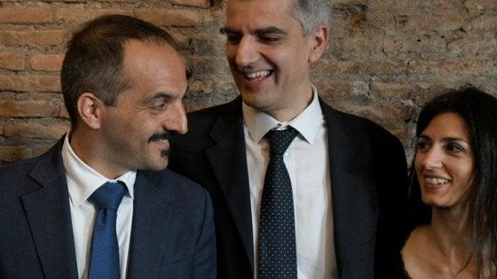 Campidoglio, Raggi perde anche Meloni: Cafarotti nuovo assessore al Commercio