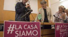 CASA DONNE: ANCHE 'DOGMAN' IN CAMPO, «RAGGI LA SALVI»