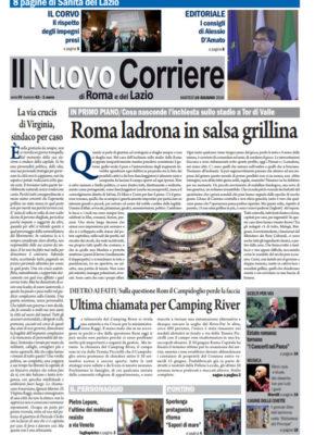 Il Nuovo Corriere di Roma e del Lazio n.42 – Anno IV + Cronache Nazionali n.41 – Anno III
