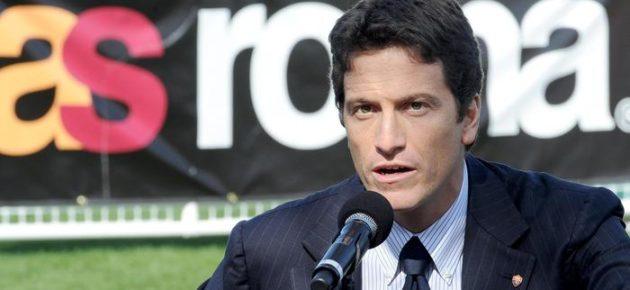STADIO ROMA<br>Lanzalone si dimette da presidente dell&#8217;Acea
