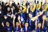 FIPAV Roma, la pallavolo è da record: 9540 gare ufficiali nella stagione 2017-18