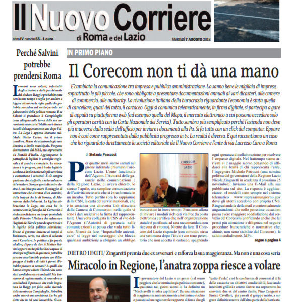 NuovoCorriere_55_2018