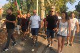ACILIA –  BLITZ DI CASAPOUND NEL CAMPO ROM: «SGOMBERO IMMEDIATO»