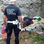 Operazioni anti-degrado a Colosseo, Muro Torto e Balduina, rimossi 500 kg di rifiuti e giacigli