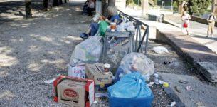 CASTEL SANT'ANGELO – Il Parco chiuso da 4 mesi: protestano i residenti
