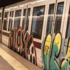 Maltempo: interrotta la Metro B: Roma-Lido chiusa