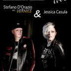 STEFANO D'ORAZIO DEI VERNICE E JESSICA CASULA - LIVE- 16 NOVEMBRE ASINO CHE VOLA