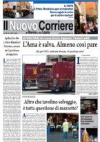 Il Nuovo Corriere di Roma e del Lazio n.83 – Anno IV + Cronache Nazionali n.82 – Anno III