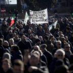 Protesta Ncc, centro di Roma blindato