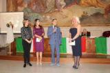 Premio Le Ragioni della Nuova Politica Alla XVI Edizione il Riconoscimento De L'alba del Terzo Millennio di Sara Iannone