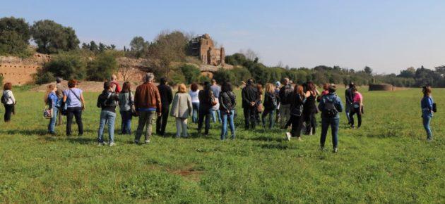 Dei e culti a Roma: al via il ciclo invernale delle visite di Ambiente Mare Italia