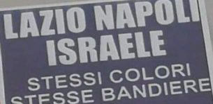 Vergogna ultrà: volantini antisemiti in città
