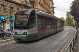Blocco tram linee 2, 3 e 19.
