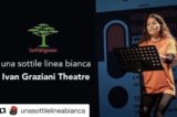 """San Patrignano a Sanremo con lo spettacolo """"Una sottile linea bianca"""""""