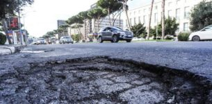 Buche, boom di incidenti: in un mese e mezzo 700 richieste di danni
