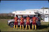 Hyundai in campo con la Roma femminile