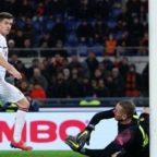 Roma-Milan 1-1: gol di Piatek e Zaniolo