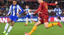 Champions League: Roma Porto 2-1, doppietta di Zaniolo