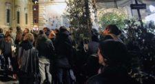 TRASTEVERE – Minaccia i clienti del bar di San Calisto e aggredisce i carabinieri: aveva assunto dosi massicce di cocaina