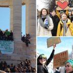 Sciopero del 15 marzo sul clima: le proteste degli studenti