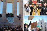 Sciopero del 15 marzo sul clima:<br> le proteste degli studenti