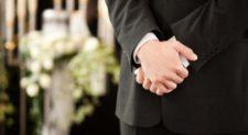 Come comportarsi ad un funerale