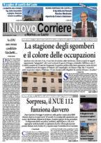 Il Nuovo Corriere di Roma e del Lazio n.38 – Anno V + Cronache Nazionali n.38 – Anno IV