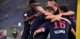 Serie A, Lazio-Bologna 3-3