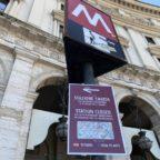 Metro Roma, Atac: 'Da metà giugno riapertura fermata Repubblica'