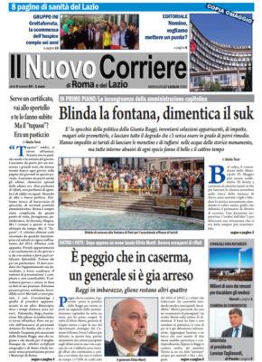 Il Nuovo Corriere di Roma e del Lazio n.54 – Anno V + Cronache Nazionali n.54 – Anno IV