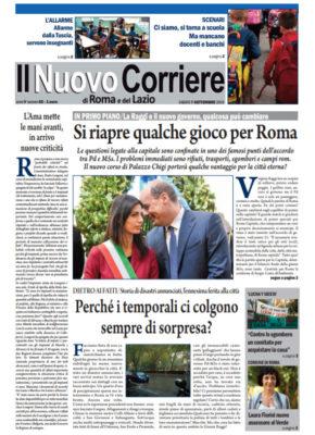 Il Nuovo Corriere di Roma e del Lazio n.65 – Anno V + Cronache Nazionali n.65 – Anno IV
