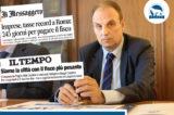 """CAPITALE, PICA (FIEPET-CONFESERCENTI): """"TASSE FRENANO ECONOMIA LOCALE. CAFAROTTI APRA TAVOLO CON PARTI ATTIVE"""""""