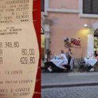 Chiuso il ristorante dello scontrino da 430 euro alle due turiste giapponesi