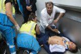 Fassina ferito durante una manifestazione,<br> il ministro Lamorgese chiede chiarimenti