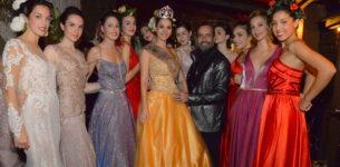 WINE&FASHION MISS VENDEMMIA ITALIA 2019 È IOANA AVRAMESCU