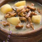Vivere l'autunno con la zuppa dei boschi