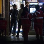 CINECITTA' - Spari in tabaccheria, muore uno dei due rapinatori
