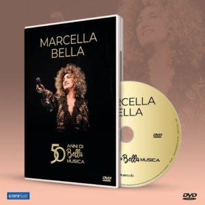 Dvd Marcella Bella