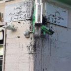 Imbrattate a Roma targhe delle vie vittime leggi razziali