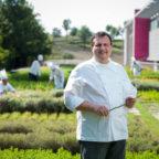 Paolo Barrale, uno chef per una cucina moderna e senza fuochi d'artificio