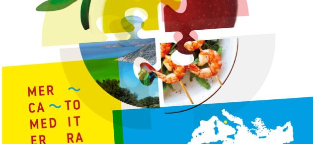 Mercato Mediterraneo 2019:  l'intrattenimento a cura di Fabio Campoli  che promette di entusiasMare