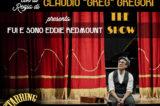 """Al Teatro Manzoni la commedia musicale """"Fui e sono Eddie Redmount"""""""