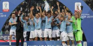 Supercoppa: Lazio un'altra magia, Juventus al tappeto
