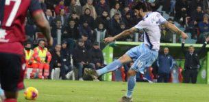 Serie A: Cagliari Lazio 1-2