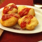 Pizzette fritte Montanarine rivisitate  in chiave calabra