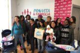 """Pro Vita & Famiglia: """"Passeggini, culle, biberon e tanto altro ad altre dieci mamme in difficoltà"""""""