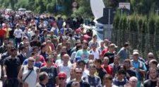 """Ex Ilva, partito lo sciopero: oggi la manifestazione.<br> Landini: """"Riempiamo Roma"""""""
